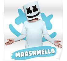 DJ Marshmello Poster