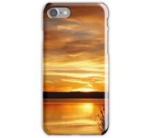 Sunset at Paradise iPhone Case/Skin