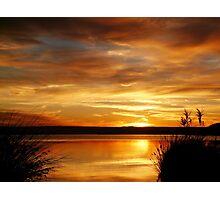 Sunset at Paradise Photographic Print