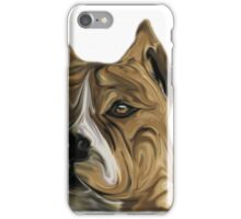 American Pit Bull Terrier - America's Dog iPhone Case/Skin