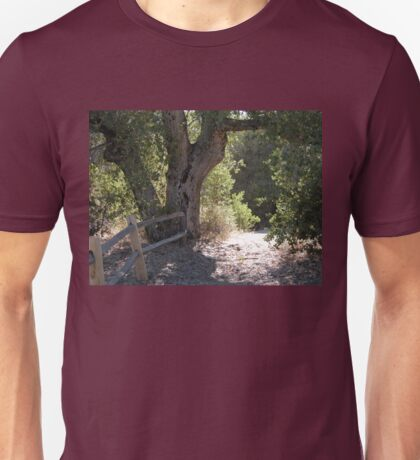 Path to Green Valley Unisex T-Shirt