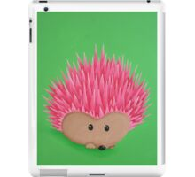 Punky Hedge! iPad Case/Skin
