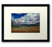 Valley of Dreams - North Berry # 2 Framed Print