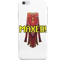 RUNESCAPE MAX CAPE! iPhone Case/Skin