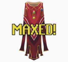 RUNESCAPE MAX CAPE! One Piece - Short Sleeve