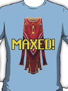 RUNESCAPE MAX CAPE! T-Shirt