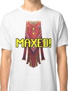 RUNESCAPE MAX CAPE! Classic T-Shirt