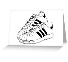 Sneakers Greeting Card