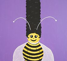 Beehive Betty by mandypantsart