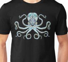 Sugar Skull Octopus Unisex T-Shirt