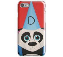 Sad Panda iPhone Case/Skin