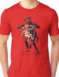 Gruss vom (Greetings From) Krampus Unisex T-Shirt