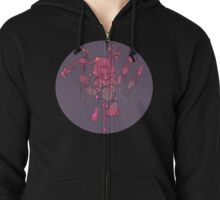 Earth Aspect - Aether Occult Series Zipped Hoodie