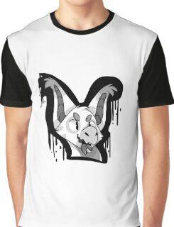 Inkblot Monster Graphic T-Shirt