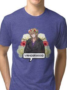 Mystic Messenger Vanderwood Tri-blend T-Shirt