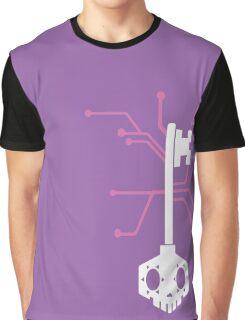 Sombra Spray: Key Graphic T-Shirt
