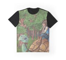 Slow and Steady Graphic T-Shirt