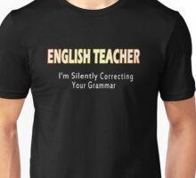 English Teacher Shirts  Unisex T-Shirt