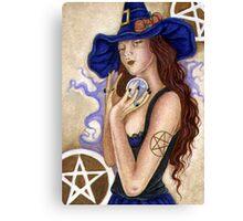 Magic Ball Canvas Print
