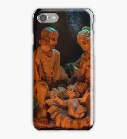 Nativity (landscape) iPhone Case/Skin