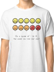 On a Scale - Baemax Classic T-Shirt