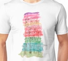 Flowers in Color Unisex T-Shirt