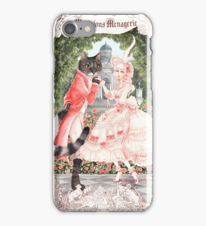 The Marvelous Menagerie iPhone Case/Skin