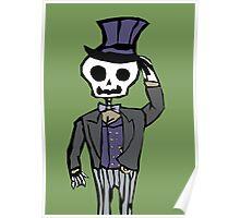 Sir Skeleton  Poster