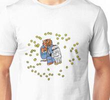 Robbin a Tiger  Unisex T-Shirt