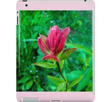 Wildflower Paintbrush iPad Case/Skin