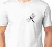 Geometric Dragonfly Unisex T-Shirt