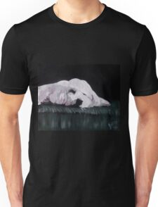 Charlie the Dog Sleeping Unisex T-Shirt