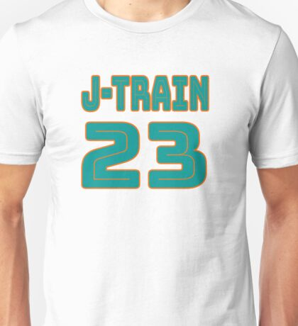 All Aboard the Ajayi J-Train Tshirt Unisex T-Shirt