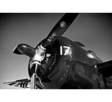 F-6 Grumman Hellcat Airplane Photographic Print