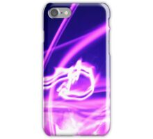 Hot Pink Flame iPhone Case/Skin