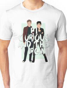 bi-curious and the virgin Unisex T-Shirt