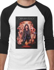 ORPHAN BLACK Men's Baseball ¾ T-Shirt