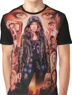 ORPHAN BLACK Graphic T-Shirt