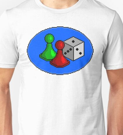 Board Game Patch Unisex T-Shirt