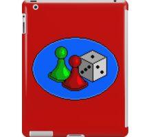 Board Game Patch iPad Case/Skin