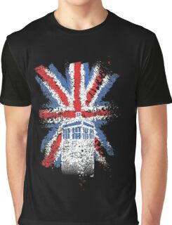 BRITISH TIME TRAVELLERS Graphic T-Shirt
