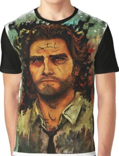 The Wolf Among Us Graphic T-Shirt