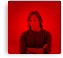 Viggo Mortensen - Celebrity (Square) Canvas Print
