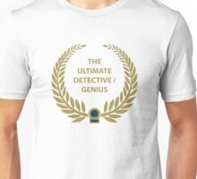 Ultimate Detective/Genius Unisex T-Shirt