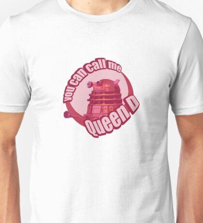 Queen Dalek Unisex T-Shirt