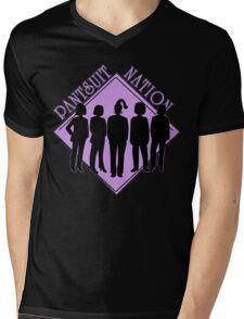 PANTSUIT NATION Mens V-Neck T-Shirt