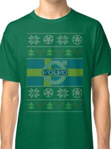 Volvo Ugly Sweater V2 Classic T-Shirt