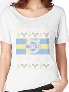 Volvo Ugly Sweater V2 Women's Relaxed Fit T-Shirt
