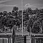 Lake Tuggeranong, Canberra, Australian Capital Territory (1) by Wolf Sverak