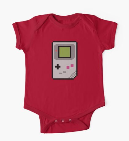 8 bit Gameboy Classic One Piece - Short Sleeve